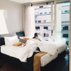 Gran Vía Capital, 48 - dormitorio