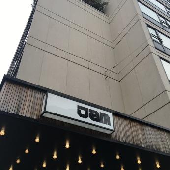 Jam - entrada